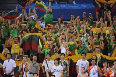 Lietuvos krepšininkams prognozuojama pergalė