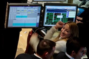 Atokvėpis JAV akcijų rinkoje