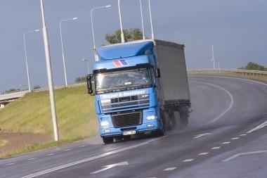 Vokietijos eksportas pernai smuko 18 proc.