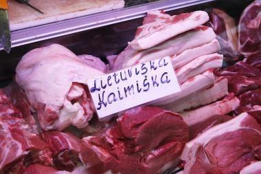 Lietuviška mėsa – ir iš užsienio