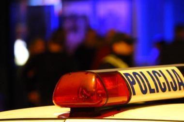 Kauno policija sulaikė dviejų pensininkų nužudymu įtariamą vyrą