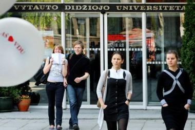 Vyriausybė įvedė aukštųjų mokyklų išorinį vertinimą