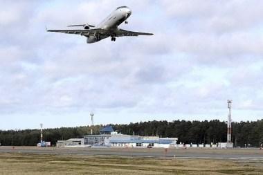 Verslininkai nori skrydžio iš Palangos į Hamburgą