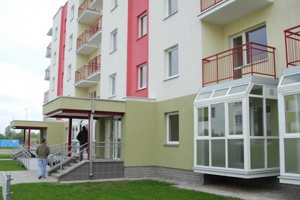 Savivaldybė imasi socialinio būsto statybų