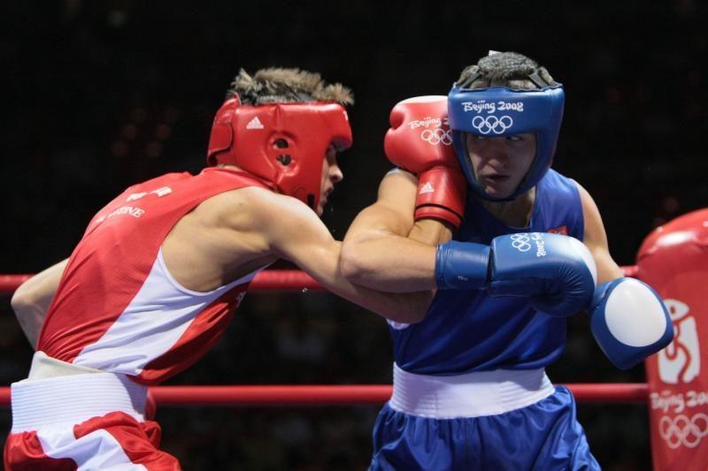 Boksininkas E.Kavaliauskas užsitikrino pasaulio čempionato medalį
