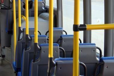 Vilniaus autobusais ir troleibusais keliaujame brangiau