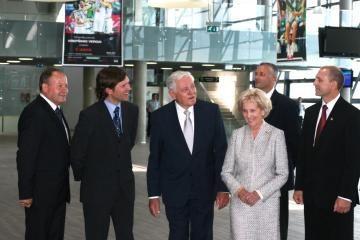 Prezidentas: Kauno oro uostas perspektyvus