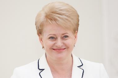 D.Grybauskaitė: įmanoma dirbti ir su labai trapia dauguma Seime
