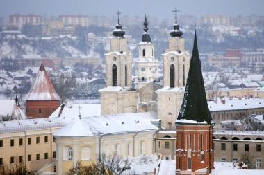 Žiemą Lietuva turistų nelaukia
