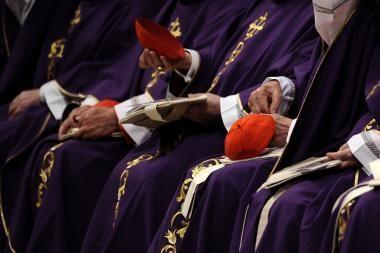 Popiežiui - nauji kaltinimai dėl JAV kunigo seksualinių nusikaltimų dangstymo