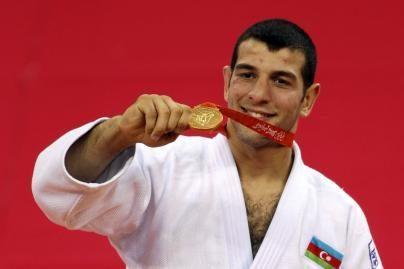 Azerbaidžanietis auksą laimėjo per 13 sekundžių