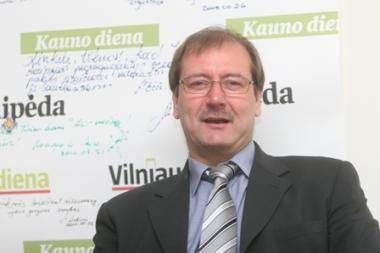 V.Uspaskichas: dabar įvestas euras nuskurdintų tautą