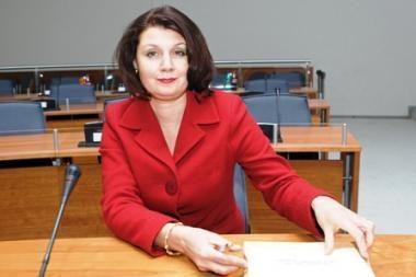 Vilniaus politikė J.Žeimienė pasitraukė iš frakcijos