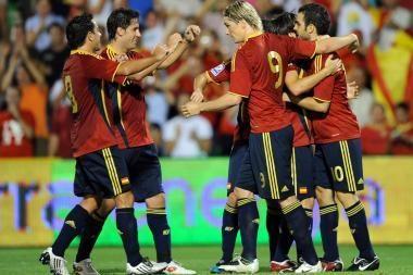 Pasaulio futbolo čempionate bukmekeriai geriausiai vertina Ispanijos galimybes