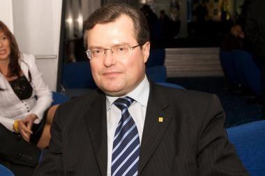 Prisiekė sveikatos apsaugos ministras R.Šukys
