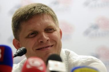 Slovakijoje valdžia nesikeis