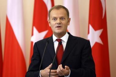 Lenkijos premjeras atsisakė komentuoti AP pranešimą apie slaptą kalėjimą šalyje