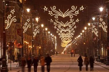 RST teigia dar negavę pinigų už Vilniaus gatvių apšvietimą