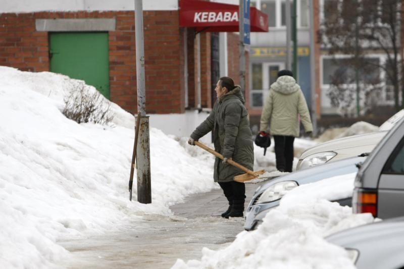 Viešiesiems darbams uostamiestyje – 2 mln. litų