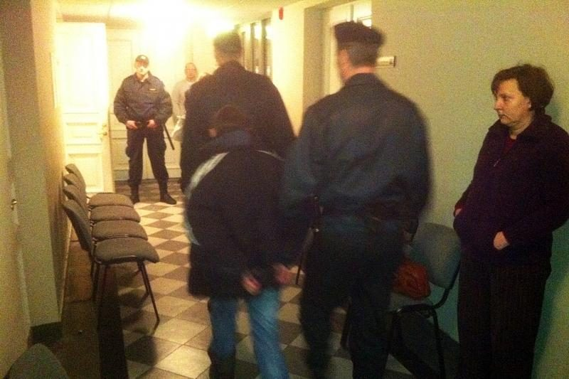 Vilniuje už žmogžudystę teisiamas 15-metis