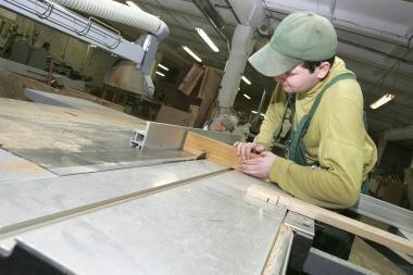 Baldų gamintojai vienija jėgas eksportui