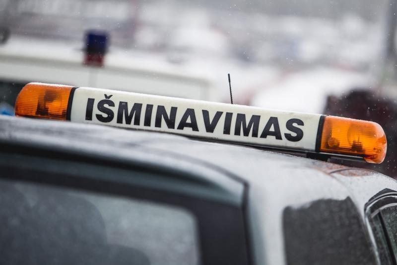 Per vieną dieną Kauno apskrityje rasti net trys sprogmenys
