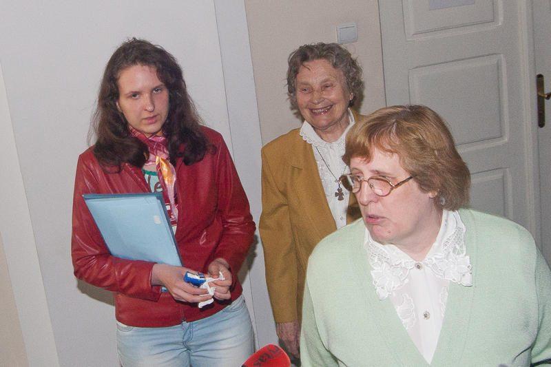 Teismas apklausė E.Kusaitės motiną