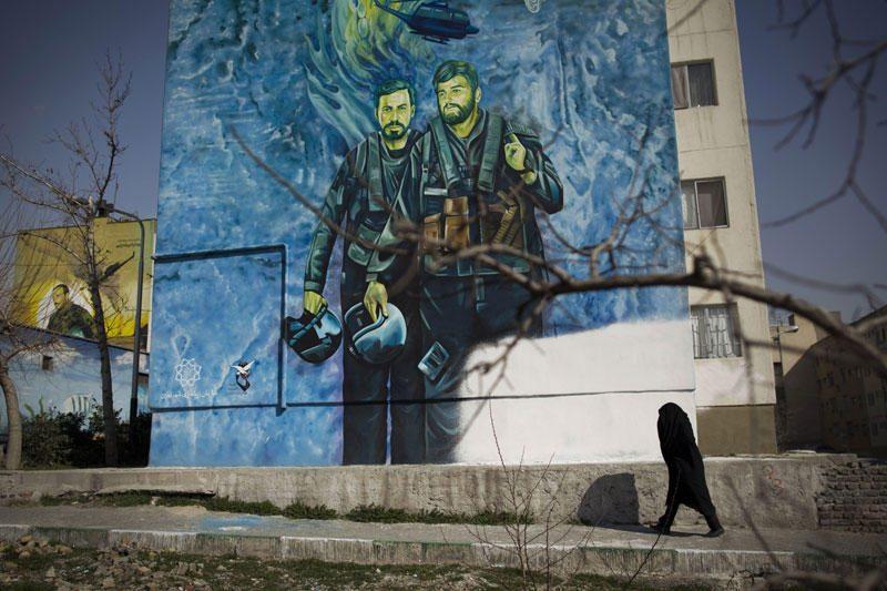 Iranas pradeda statyti didžiausią šalyje priešlėktuvinės gynybos bazę