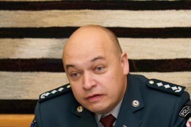 K.Lančinskas: policija gerbia piliečių nuomonių raiškos teises