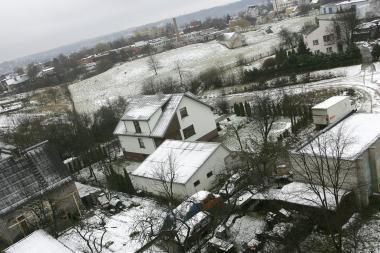Ar tirpstantis sniegas neužtvindys namų?