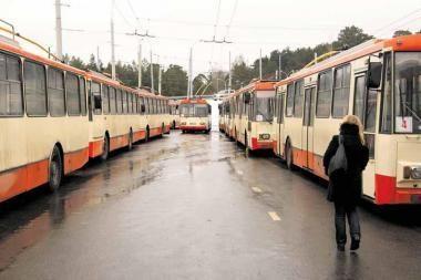 Viešojo transporto bilietas Vilniuje kainuos 2 litus