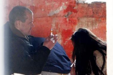 Narkotikais prekiauja ir juos vartoja vis jaunesni asmenys