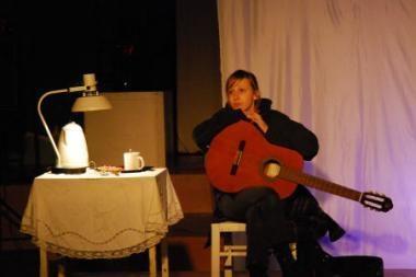 Laisvasis teatras intriguoja šiuolaikinės Lolitos istorija