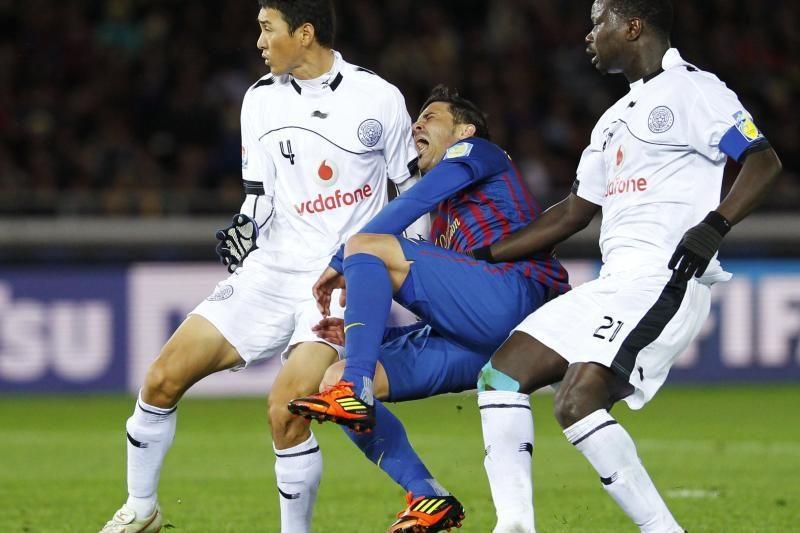 D.Villa šį sezoną daugiau nebepasirodys aikštėje