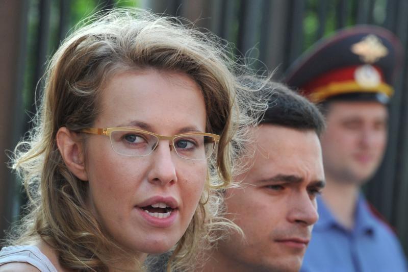 K. Sobčak nustebino Rusiją savo slaptomis vedybomis