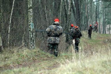 Lenkijoje medžiotojas nušovė medžioklės draugą