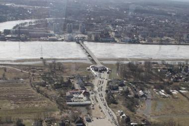 R.Palaitis: tiltas į Sovetską turėtų būti nutiestas per trejus metus
