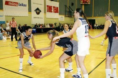 Klaipėdoje vyko studentų krepšinio fiesta