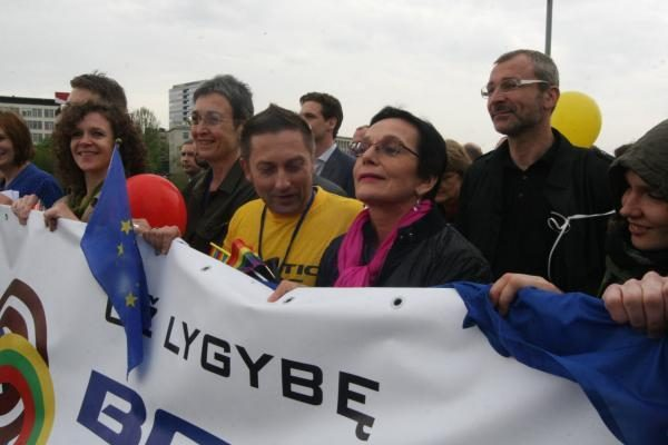 P.Gražulis ir K.Uoka: A.M.Pavilionienė įžeidė ne tik mus