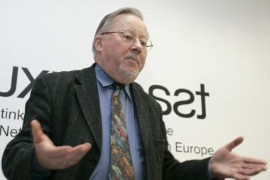 V.Landsbergis: požiūris į Baltijos šalis kartojasi