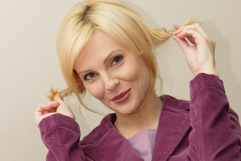"""""""Balticum TV"""" veidas N.Bladykienė sulaukė šeimos pagausėjimo"""