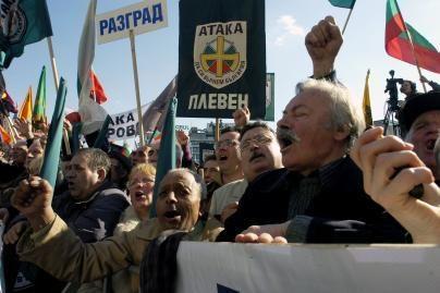 Bulgarijai - draudimas naudotis ES fondų parama