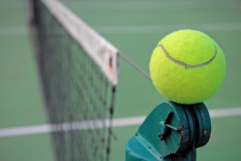 Lietuvos tenisininkai pateko į aukštesnę Daviso taurės varžybų grupę