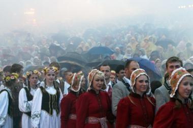 Per Dainų šventę Vilniaus parkuose elektros tiekimas neturėtų nutrūkti
