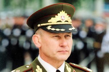 A.Pocius dalyvauja Šiaurės ir Baltijos šalių kariuomenių vadų susitikime