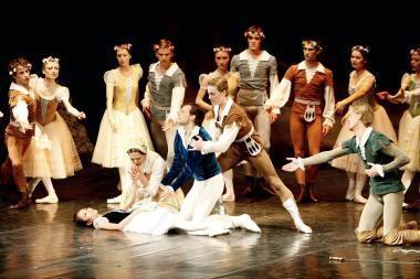 Lietuvos operai – 90, Lietuvos baletui – 85