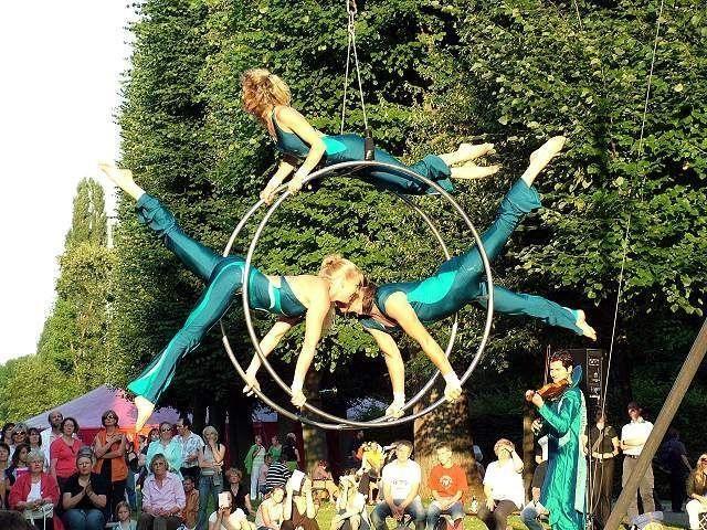 Gatvės cirko festivalis kelsis į piliavietę
