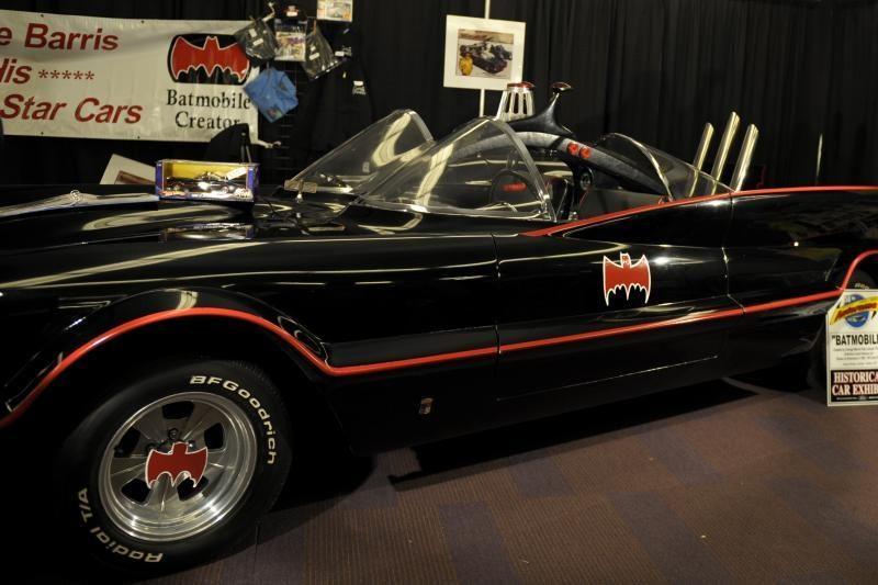 Betmeno automobilis parduotas už 4,6 mln. JAV dolerių