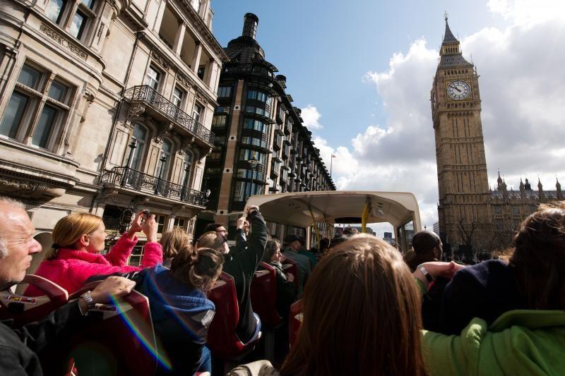 Britanijos Didysis Benas bus pervardytas Elizabeth bokštu