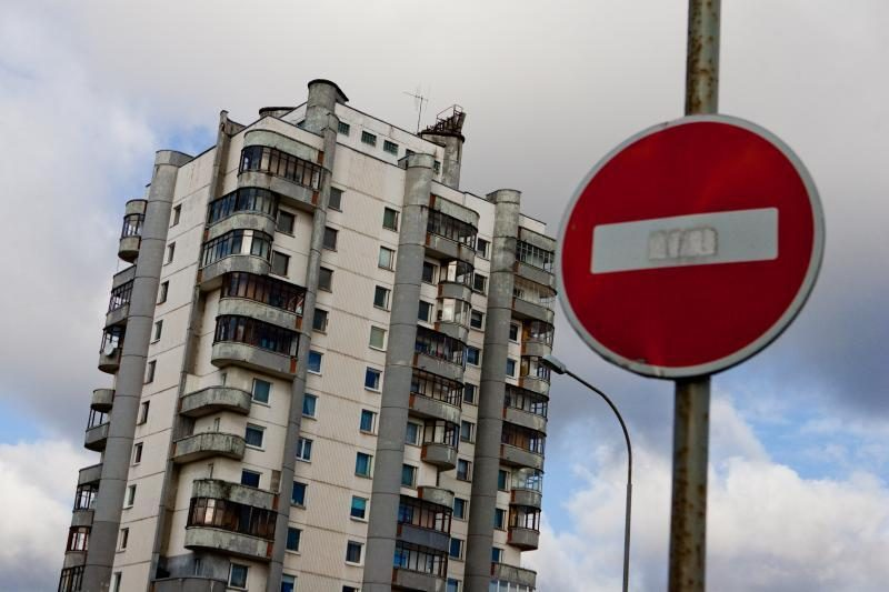 Vilniuje šeštadienį draudžiamas eismas Šešuolių gatvės dalyje